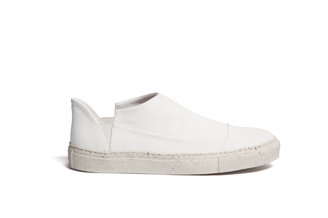 slip-on WHITE