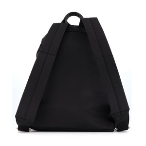 BOCCACCIO BACKPACK REGENERATED NYLON BLACK