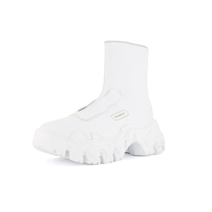 BOCCACCIO II LITE FUTURE LEATHER WHITE