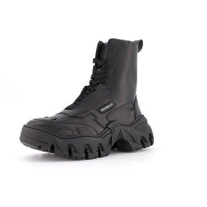 BOCCACCIO II BOOT BEYOND LEATHER BLACK