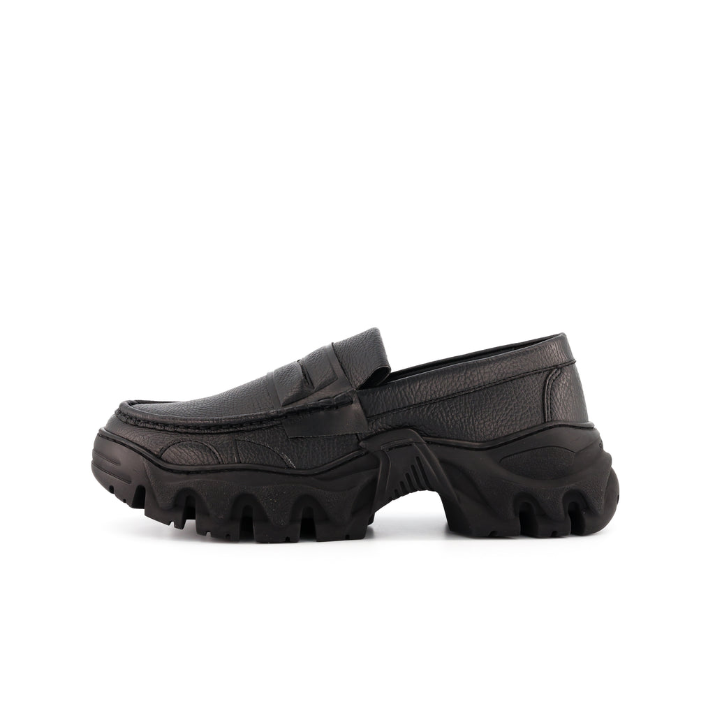 BOCCACCIO II LOAFER DRY APPLE BLACK