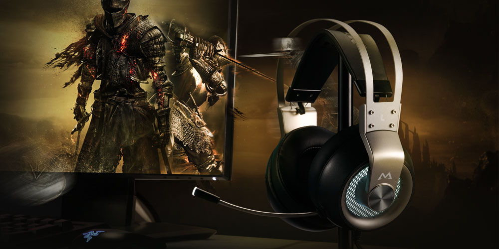 Captivating Console Gaming with the Dynamic MPOW EG Series