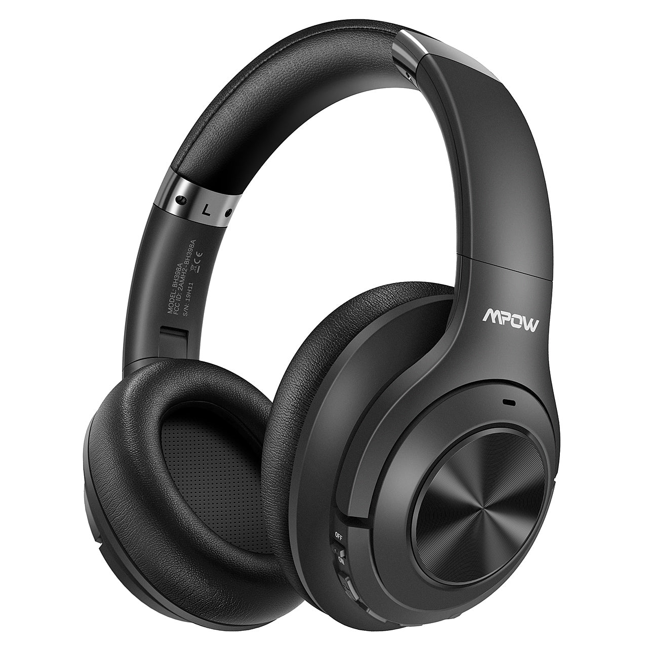 [65Hrs Playtime] Mpow H21 Hybrid Noise Cancelling Headphones