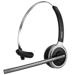 Mpow M5 Truck Driver Bluetooth Headset (Black)