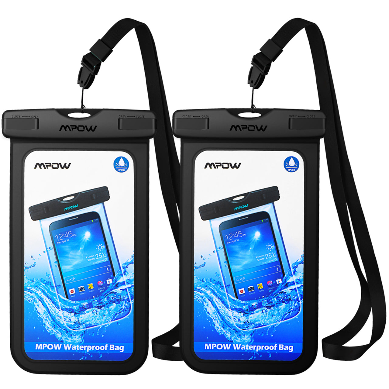 MPOW PA078A Waterproof Phone Pouch