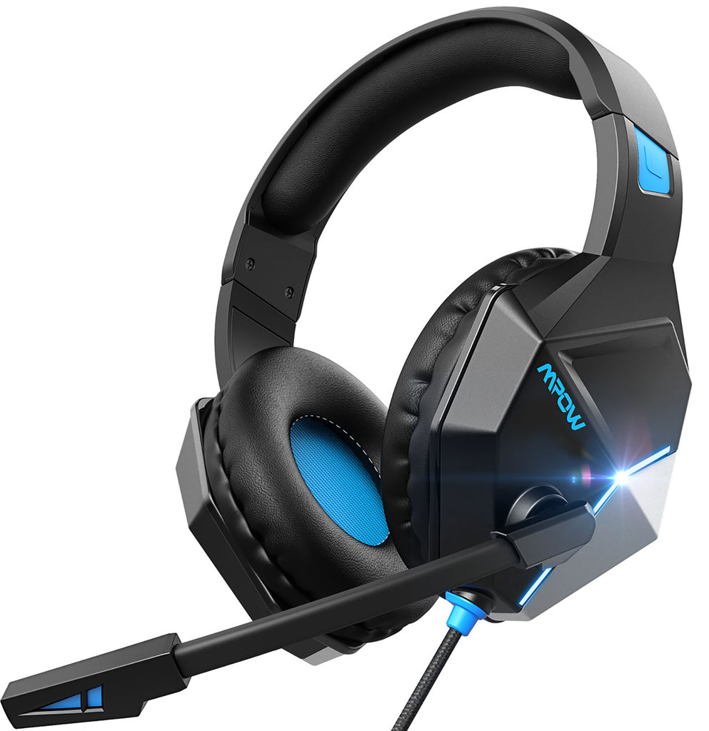 Mpow EG10 Gaming Headset for PS5,PS4, PC, Xbox One