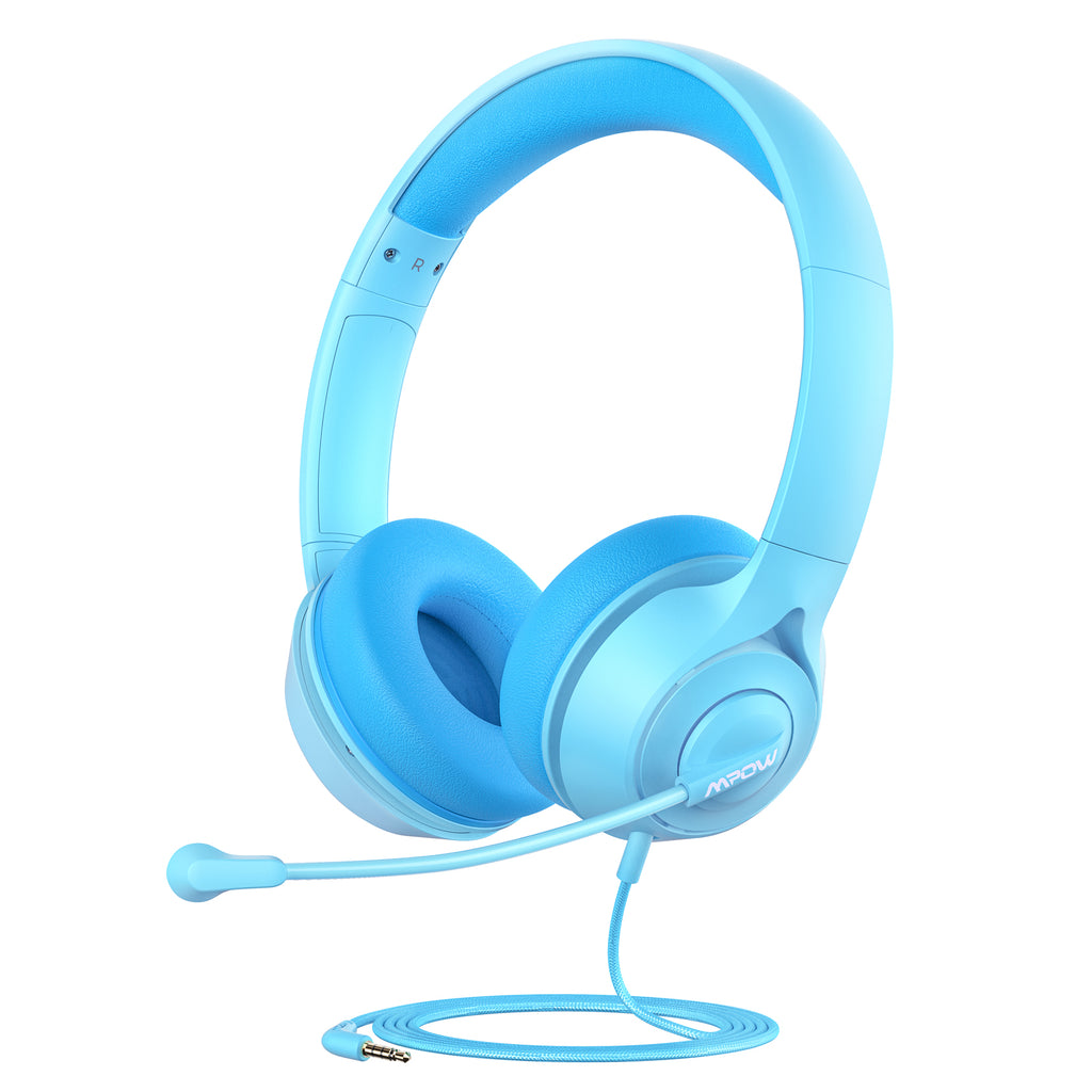 Mpow LH1 Kids Headphones with Microphone