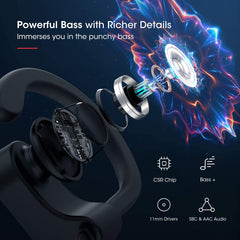 Auriculares inalámbricos Mpow Flame IPX7 Waterproof Sport