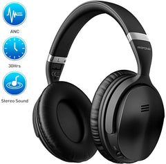 Mpow H5 Noise Cancelling Headphones, 30Hrs