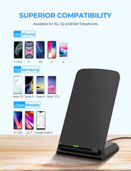 Wireless Charging Stand Compatible with iPhone | Points Store