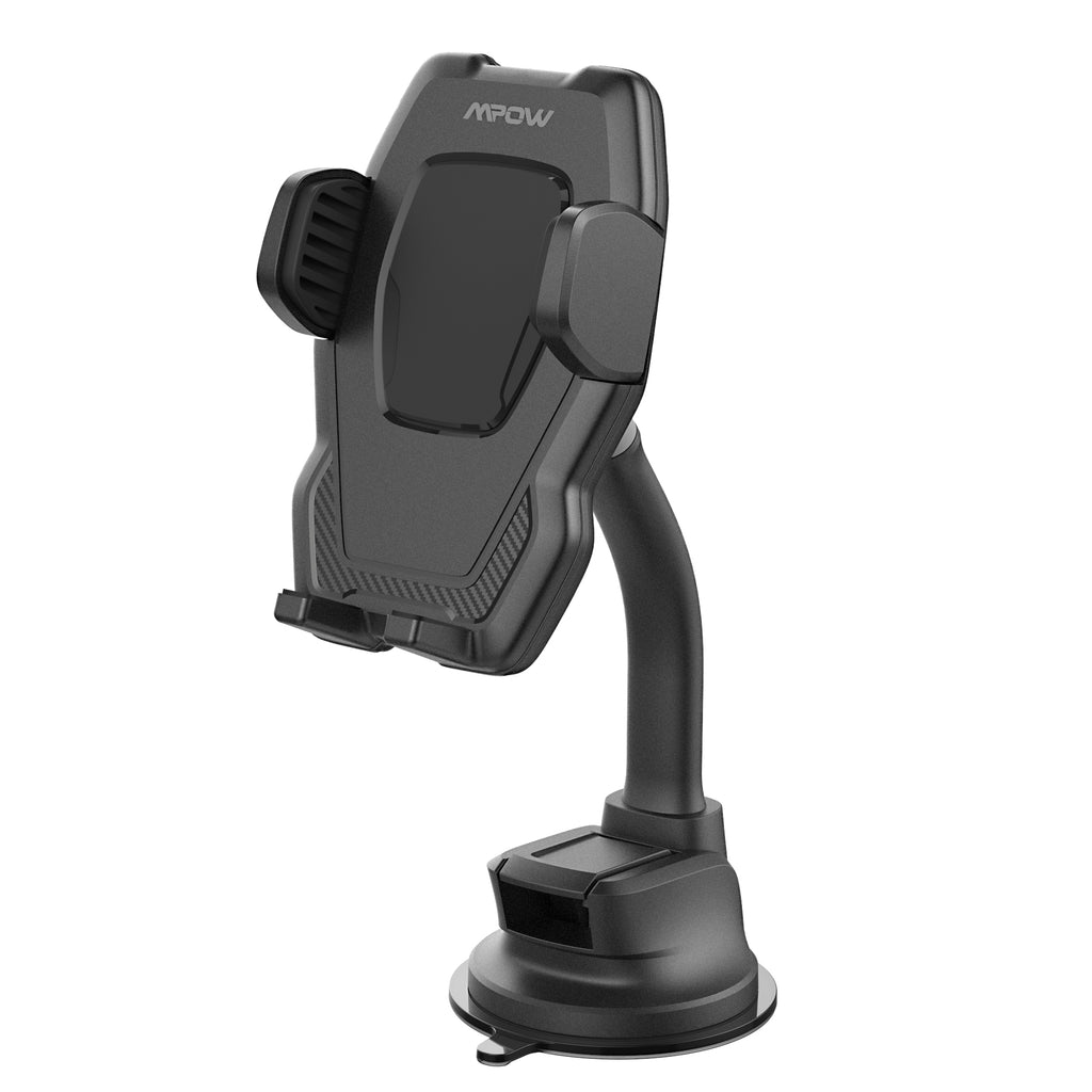 MPOW M4.0 Triple-Seiten-Griff Armaturenbrett/Windschild Phone Mount