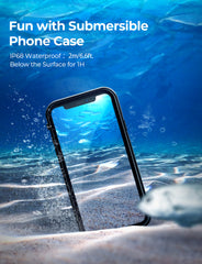 MPOW PA186A Waterproof Phone Case
