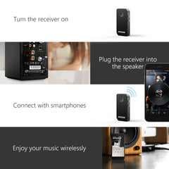 MPOW BH044D Bluetooth Receiver