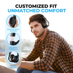 Mpow 059+ Bluetooth 5.0 Bluetooth Headphones Over Ear