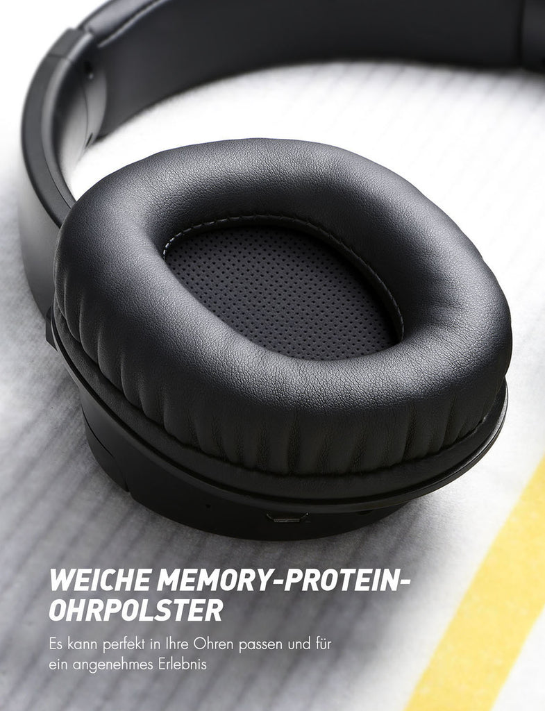 Mpow H7 Bluetooth Kopfhörer over Ear