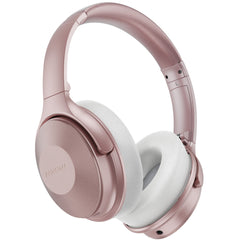 Mpow H17 Active Noise Cancelling Headphones (Rose Pink)
