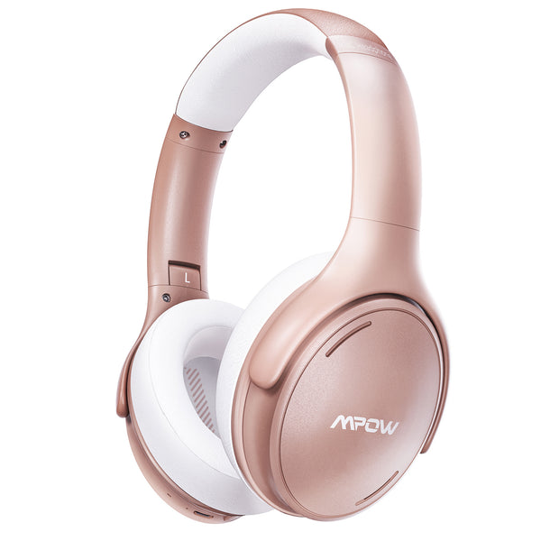 Mpow H19 IPO Active Noise Cancelling Headphones (Rose)