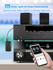 MPOW BH390A Bluetooth Transmitter & Receiver