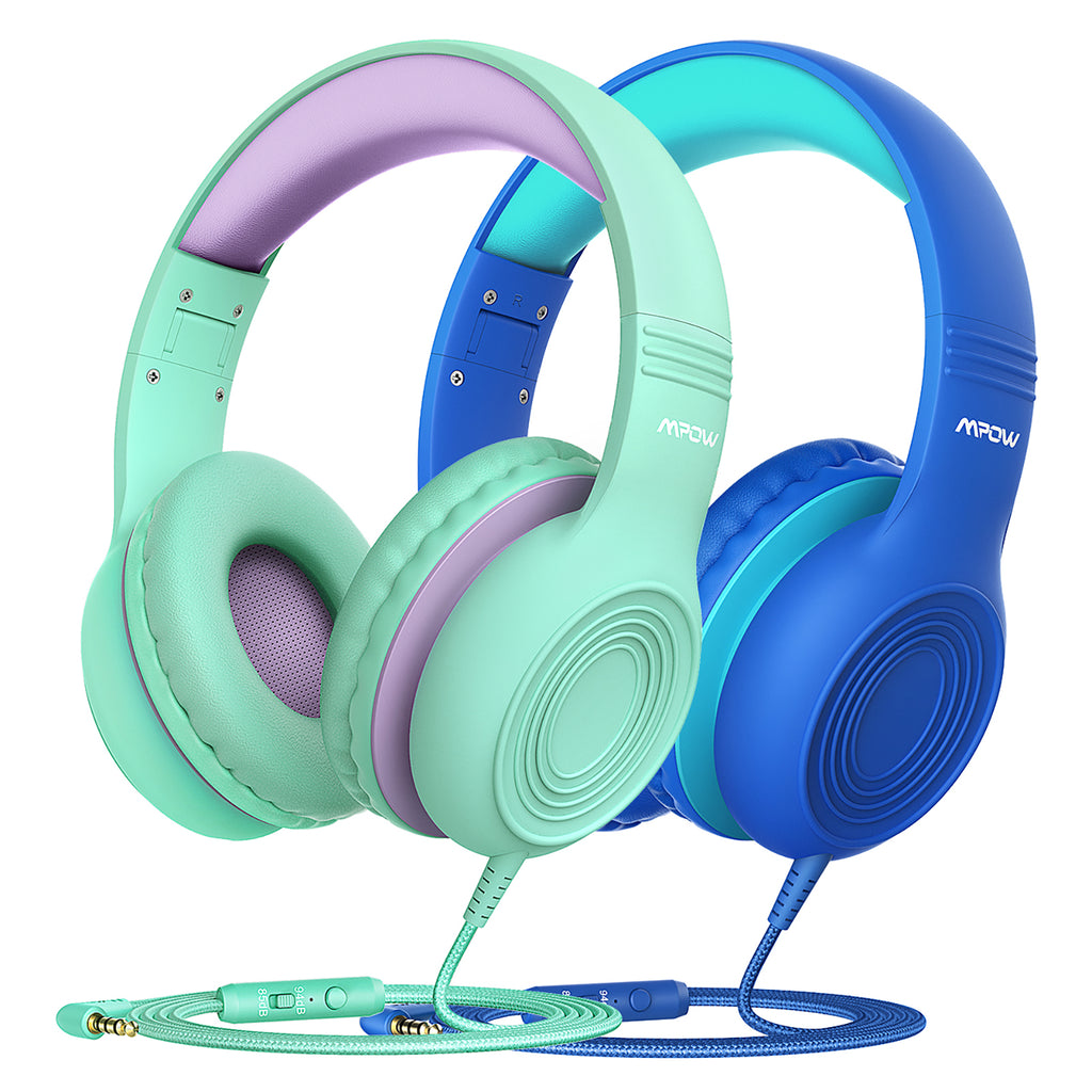 Mpow CH6S Kids Headphones 2 Packs