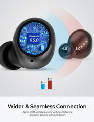 Mpow M8 True Wireless Earbuds with aptX and cVc 8.0