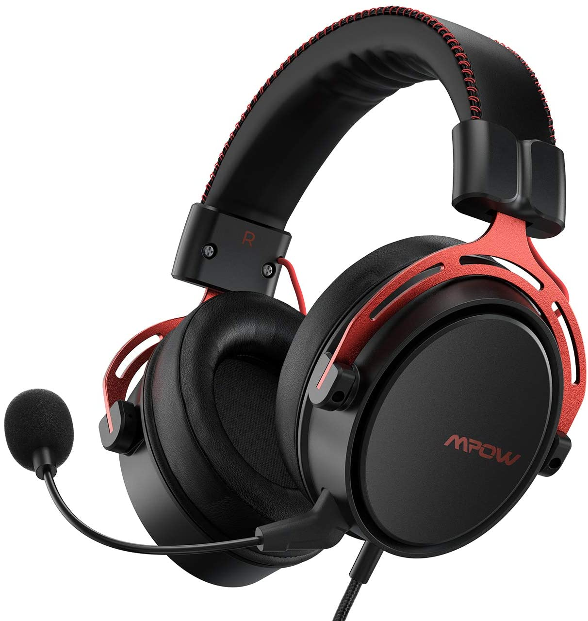 Mpow Air II 3.5mm Gaming Headset-3D Surround Sound