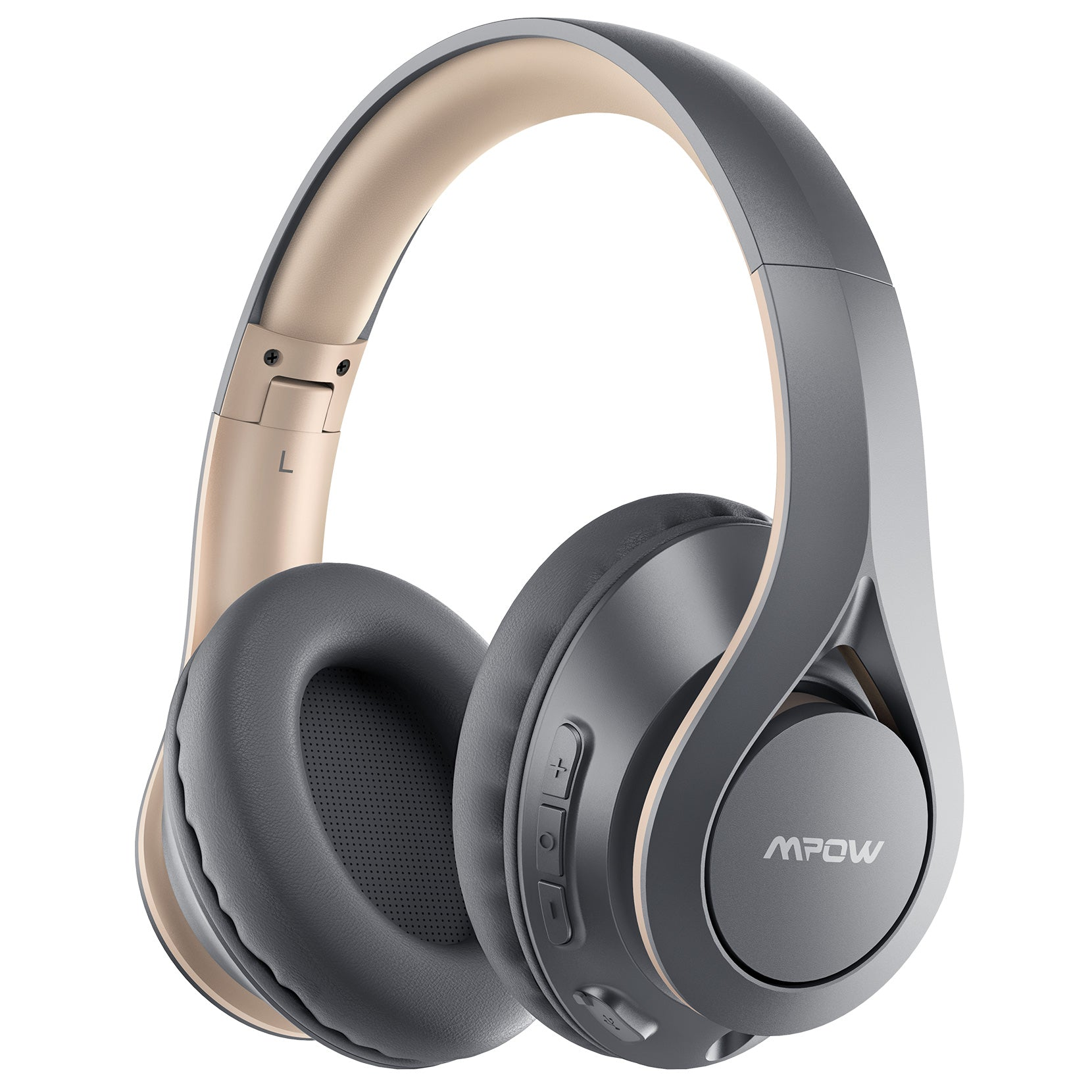 Mpow 059 Pro/Lite Bluetooth Headphones (Gold Gery)