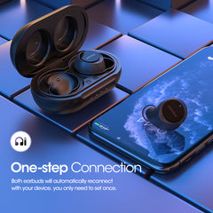 Mpow X5 Wireless Earbuds with Hybrid ANC