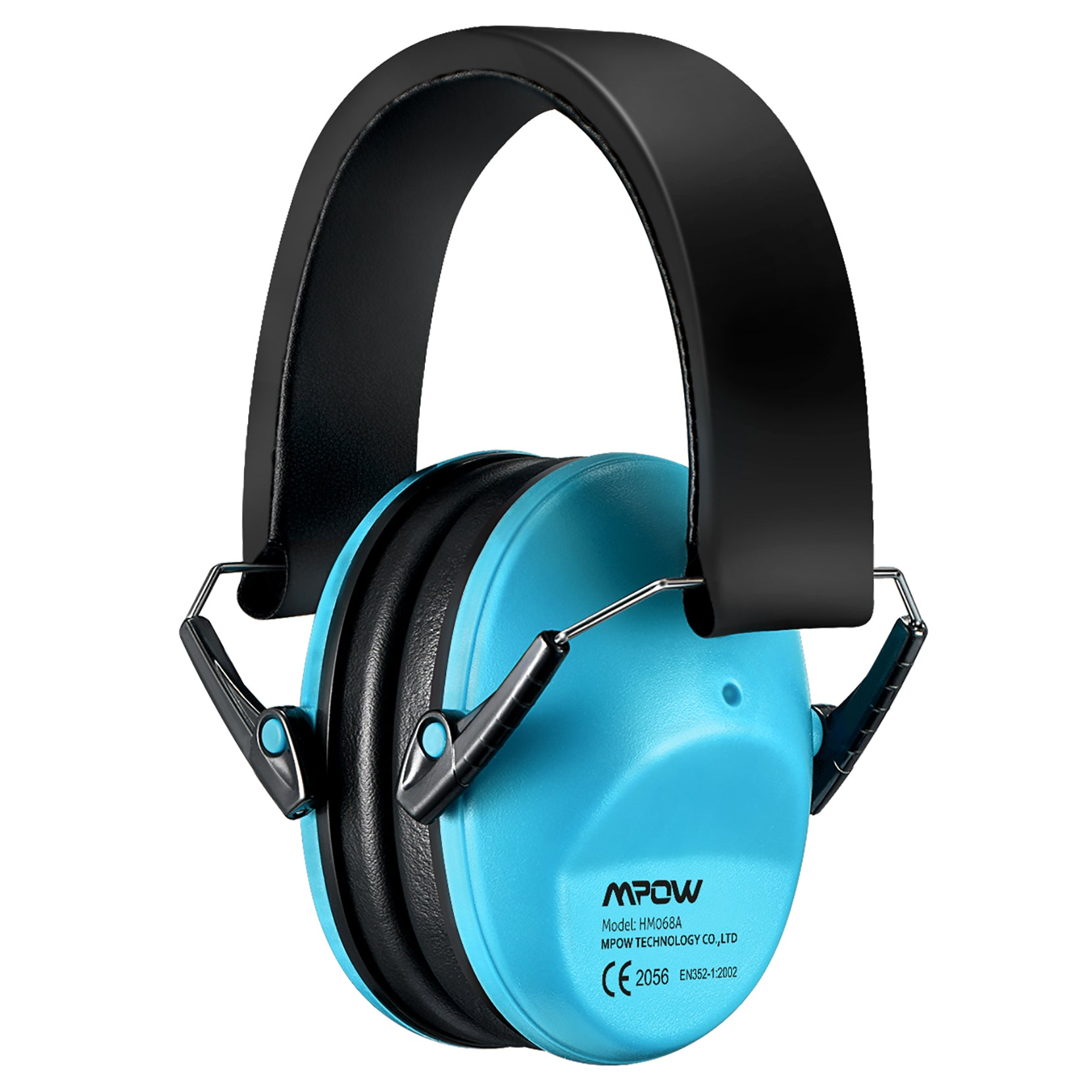 MPOW HM068A Kids Ear Protection, NRR 25dB Noise Reduction Ear Muffs