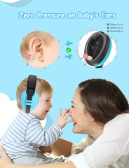MPOW HP122A Baby Ear Portection, NRR 31dB Noise Reduction Ear Muffs