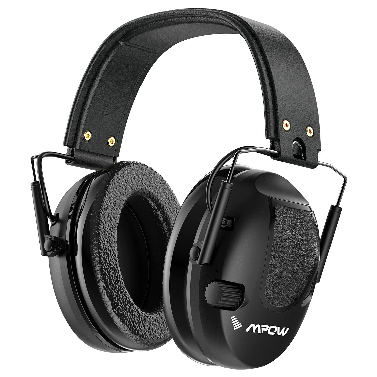 MPOW HP123A Shooting Ear Protection, Electronic Earmuffs, NRR 22dB