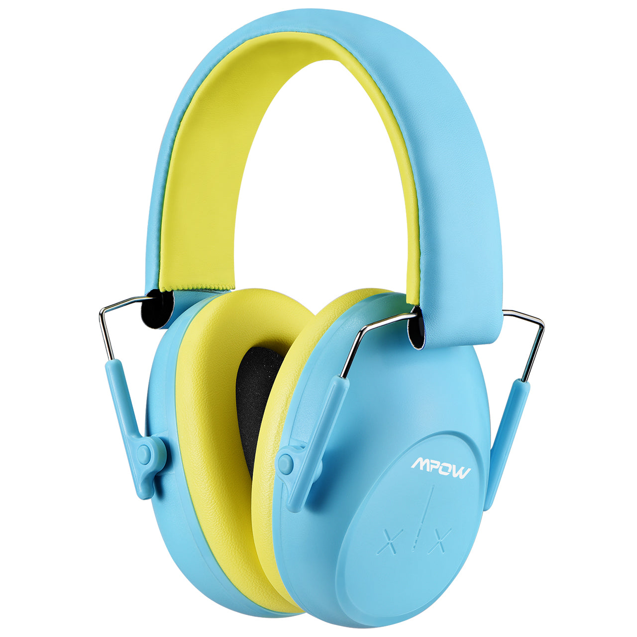 MPOW HP132A Kids Ear Protection Safety Ear Muffs, Adjustable, 26dB NRR