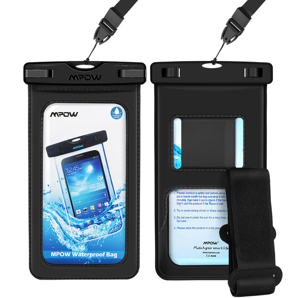 MPOW PA096A Waterproof Phone Pouch