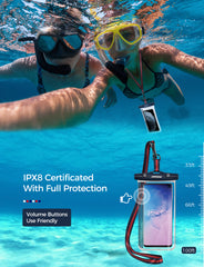 Mpow PA196A Waterproof Phone Pouch