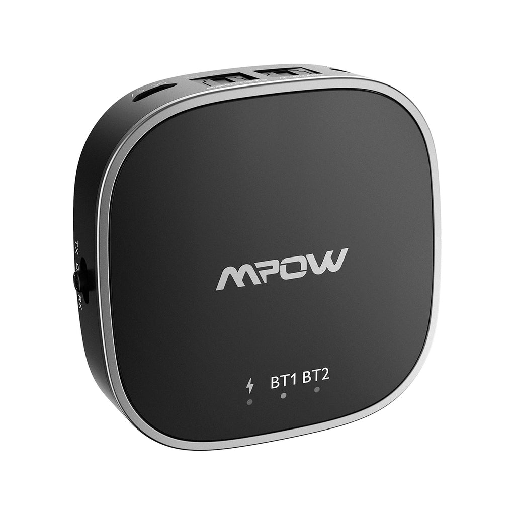 MPOW BH258A Bluetooth 5.0 Transmitter and Receiver