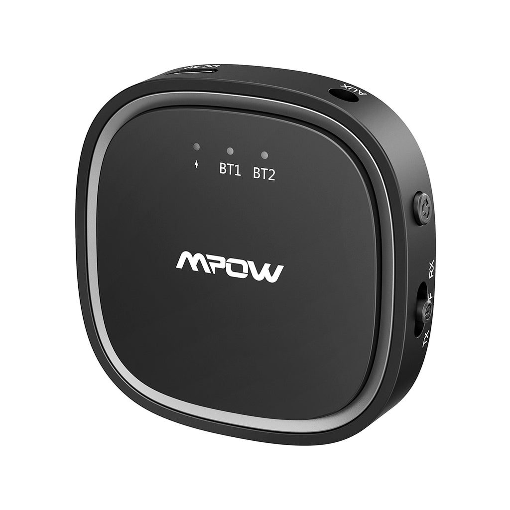 MPOW BH259A Bluetooth 5.0 Transmitter and Receiver