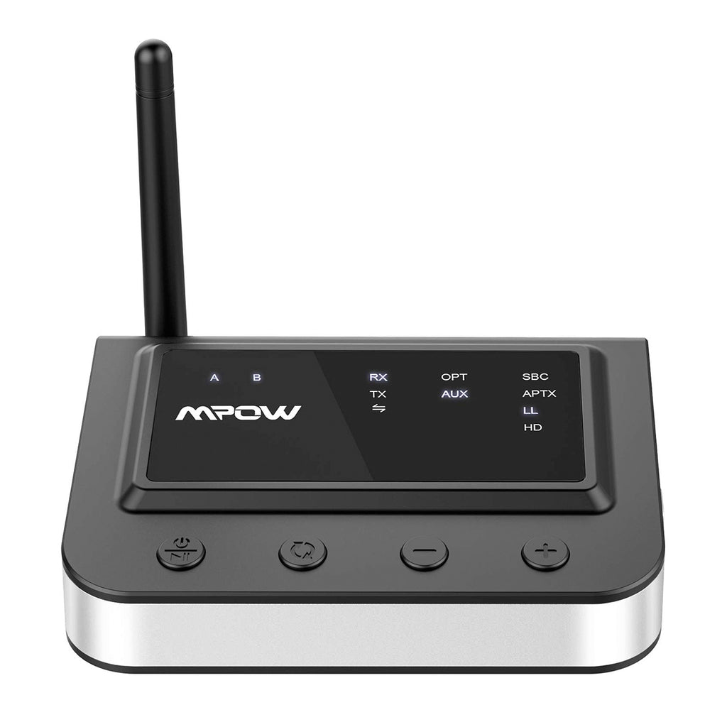 MPOW BH262A Bluetooth 5.0 Transmitter and Receiver