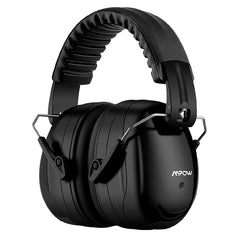 MPOW HP056B Noise Reduction Safety Ear Muff with a Carrying Bag