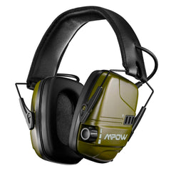 MPOW HP094A Electronic Shooting Ear Protection with Rechargeable Battery