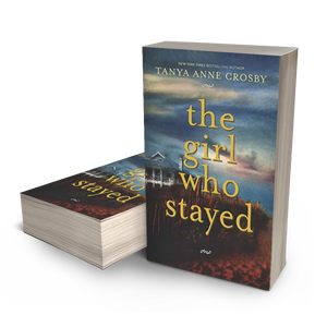 The Girl Who Stayed (Paperback)
