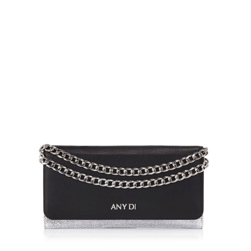 Bag S in Black Silver