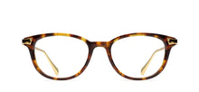 Load image into Gallery viewer, 884 Mottled Tortoise/Yellow Gold 355