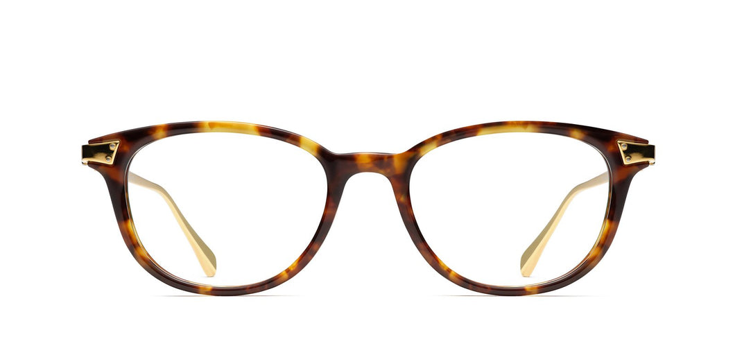 884 Mottled Tortoise/Yellow Gold 355