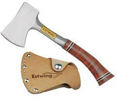 Estwing Axe With Sheath