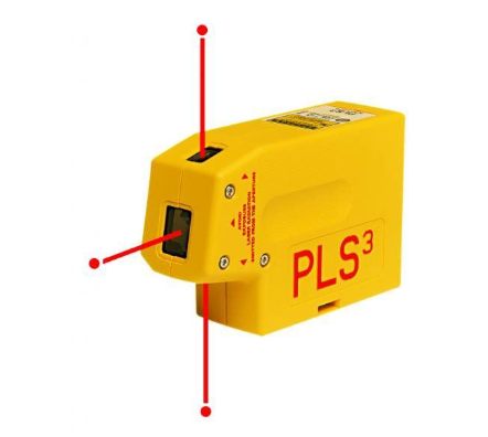 PLS 3 Laser Alignment Tool