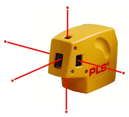 PLS 5 Laser Alignment Tool