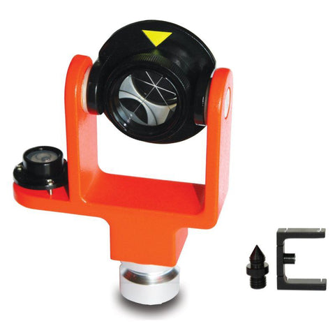 SitePro Mini Prism System, Side On-Board Vial