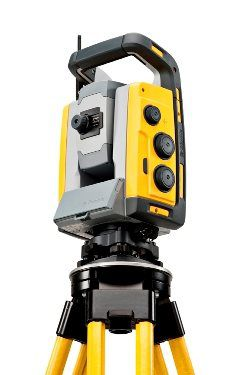 Trimble® RTS Series Robotic Total Stations