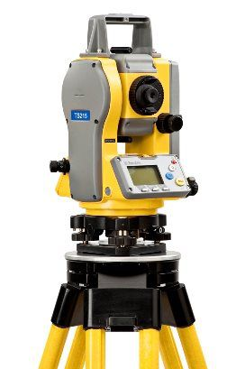 Trimble® TS215 Total Station