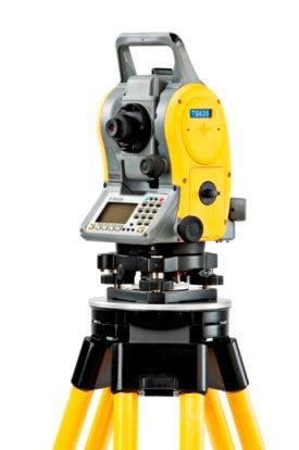 Trimble® TS635 Total Station