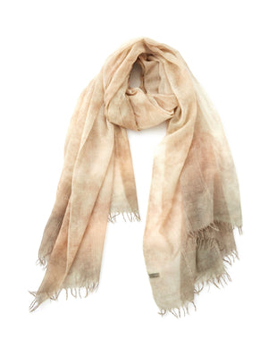 Open image in slideshow, TIE DYE CASHMERE STOLE